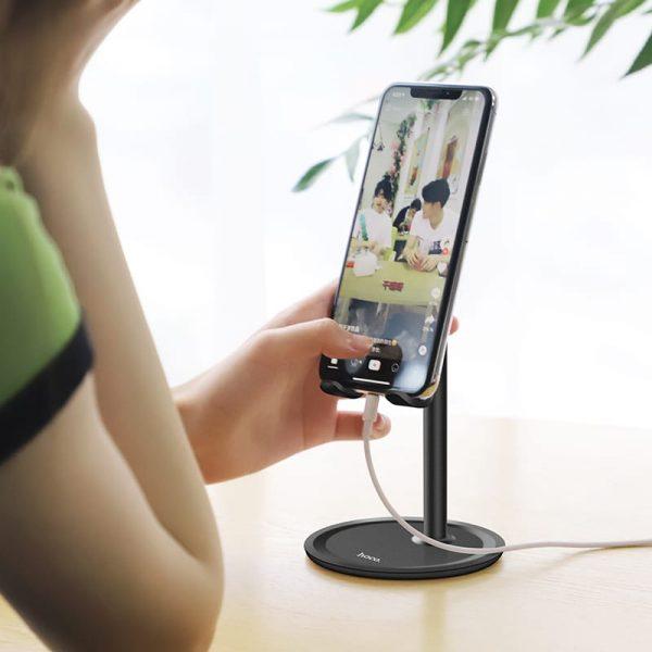 Держатель для телефона/планшета Hoco PH15