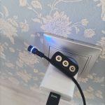 Магнитный кабель зарядки 3 в 1 с чехлом Hoco U98 photo review