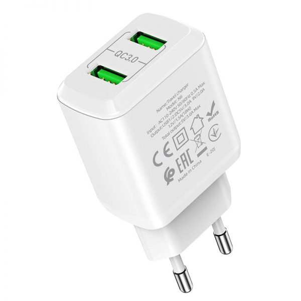 Сетевое зарядное устройство Hoco N6