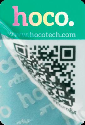 Знак защиты от подделок Hoco