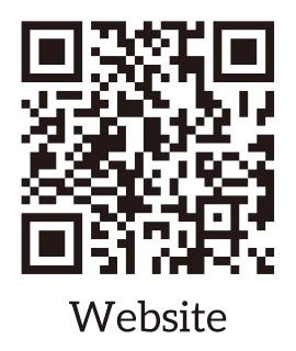 QR-код официального сайта Hoco