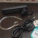 Беспроводная гарнитура Hoco E57 с микрофоном photo review